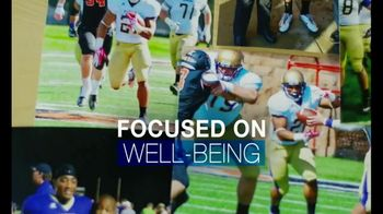 NCAA TV Spot, 'Colin Parks: Focused on Well-Being' - Thumbnail 1