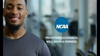 NCAA TV Spot, 'Colin Parks: Focused on Well-Being' - Thumbnail 9