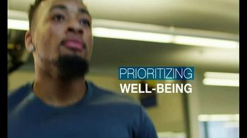 NCAA TV Spot, 'Colin Parks: Focused on Well-Being' - Thumbnail 5