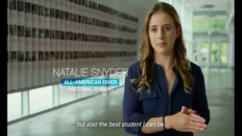 NCAA TV Spot, 'Natalie Snyder: Opportunity Beyond Sports' - Thumbnail 3