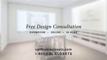 California Closets TV Spot, 'Melissa's Story' - Thumbnail 9