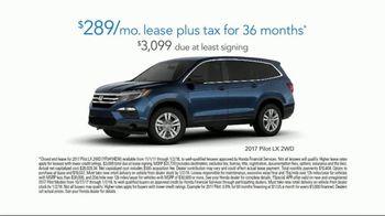 Honda Happy Honda Days Sales Event TV Spot, 'Free Groceries' [T2] - Thumbnail 8