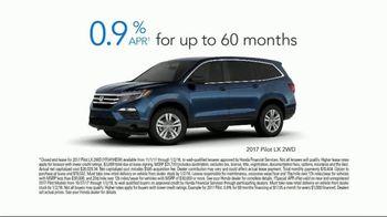 Honda Happy Honda Days Sales Event TV Spot, 'Free Groceries' [T2] - Thumbnail 9