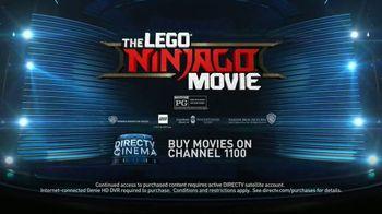 DIRECTV Cinema TV Spot, 'The LEGO Ninjago Movie' - Thumbnail 8
