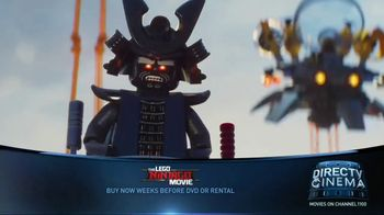 DIRECTV Cinema TV Spot, 'The LEGO Ninjago Movie'