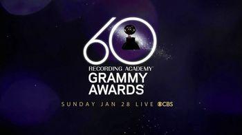 Apple Music TV TV Spot, 'CBS: 2017 Grammy Awards: Rock' - Thumbnail 7