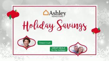 Ashley HomeStore Holiday Savings TV Spot, 'Look What They're Saying' - Thumbnail 1