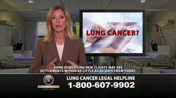 Brown & Crouppen, P.C. TV Spot, 'Lung Cancer'