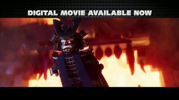The LEGO Ninjago Movie Home Entertainment TV Spot