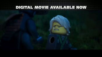The LEGO Ninjago Movie Home Entertainment TV Spot - Thumbnail 6
