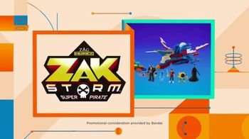 Zak Storm Super Pirate TV Spot, 'Nickelodeon: Now and Wow' - Thumbnail 10