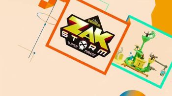 Zak Storm Super Pirate TV Spot, 'Nickelodeon: Now and Wow' - Thumbnail 3