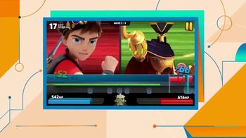 Zak Storm Super Pirate TV Spot, 'Nickelodeon: Now and Wow' - 37 commercial airings