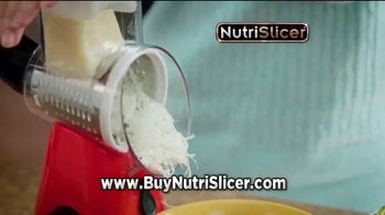 NutriSlicer TV Spot, 'Creating Healthy Meals' - Thumbnail 5