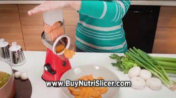 NutriSlicer TV Spot, 'Creating Healthy Meals'