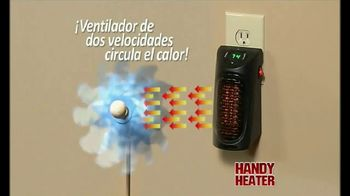 Handy Heater TV Spot, 'Calientito' [Spanish] - Thumbnail 6
