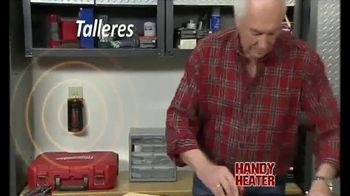 Handy Heater TV Spot, 'Calientito' [Spanish] - Thumbnail 7