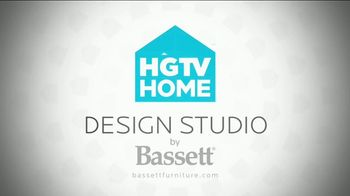 Bassett TV Spot, 'HGTV Home Design Studio: Young Professionals' - Thumbnail 9
