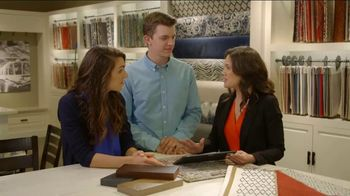 Bassett TV Spot, 'HGTV Home Design Studio: Young Professionals' - Thumbnail 6