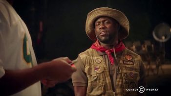 Jumanji: Welcome to the Jungle, 'Comedy Central Promo'