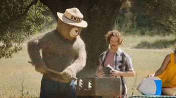 Smokey Bear TV Spot, 'Wildfire Prevention: Hot Coals'