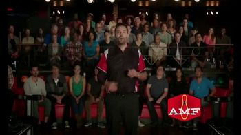 AMF Bowling Centers TV Spot, 'Crushes It' Featuring Jason Belmonte - Thumbnail 1