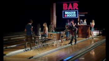 AMF Bowling Centers TV Spot, 'Crushes It' Featuring Jason Belmonte