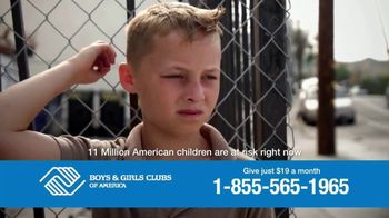 Boys & Girls Clubs of America TV Spot, 'Be a Hero to an At-Risk Child' - Thumbnail 8