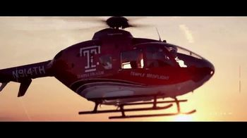 Temple University TV Spot, 'Imagine a World Without Temple' - Thumbnail 4