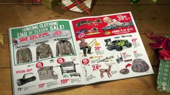 Bass Pro Shops Christmas Sale TV Spot, 'Slippers and Hoodies' - Thumbnail 7
