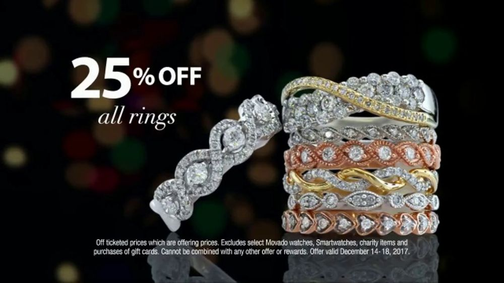 Kay Jewelers Tv Commercial Holiday Tackle Ispot Tv
