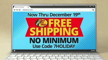 Bass Pro Shops Christmas Sale TV Spot, 'Flannel Shirts & Fish Fryers' - Thumbnail 10