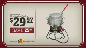 Bass Pro Shops Christmas Sale TV Spot, 'Flannel Shirts & Fish Fryers' - Thumbnail 9