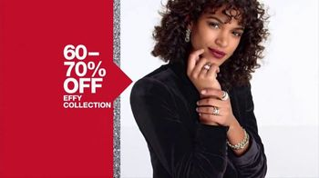 Macy's One Day Sale TV Spot, 'Fine Jewelry Clearance and Effy Collection' - Thumbnail 6