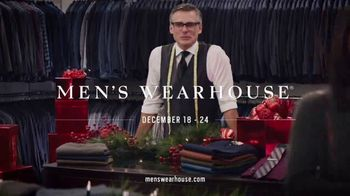 Men's Wearhouse TV Spot, 'His Gift: 60 Percent Off' - Thumbnail 8