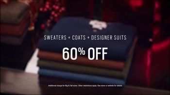 Men's Wearhouse TV Spot, 'His Gift: 60 Percent Off' - Thumbnail 3