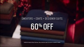 Men's Wearhouse TV Spot, 'His Gift: 60 Percent Off' - Thumbnail 4