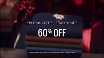 Men's Wearhouse TV Spot, 'His Gift: 60 Percent Off' - Thumbnail 5