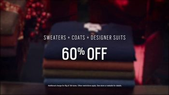 Men's Wearhouse TV Spot, 'His Gift: 60 Percent Off' - Thumbnail 6