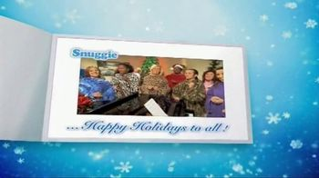 Snuggie TV Spot, 'We Wish You a Snuggie Christmas' - Thumbnail 1