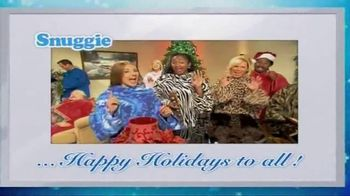 Snuggie TV Spot, 'We Wish You a Snuggie Christmas' - Thumbnail 2