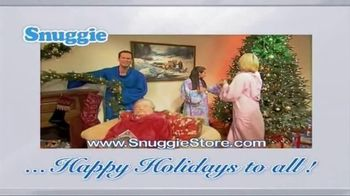Snuggie TV Spot, 'We Wish You a Snuggie Christmas' - Thumbnail 3