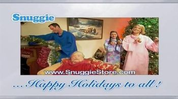 Snuggie TV Spot, 'We Wish You a Snuggie Christmas'
