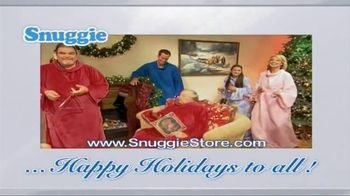 Snuggie TV Spot, 'We Wish You a Snuggie Christmas' - Thumbnail 5