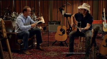 Nationwide Insurance TV Spot, 'Football Coverage?' Feat. Brad Paisley - 439 commercial airings