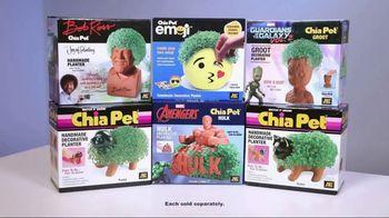 Chia Pet TV Spot, 'Bob Ross, Groot, Emojis and More' - Thumbnail 9