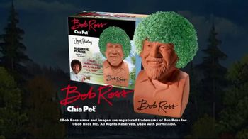 Chia Pet TV Spot, 'Bob Ross, Groot, Emojis and More'