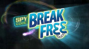 Spy Code Break Free TV Spot, 'Locked Up' - Thumbnail 4