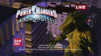 Power Rangers Ninja Steel Master Blade TV Spot, 'Smash' - Thumbnail 10