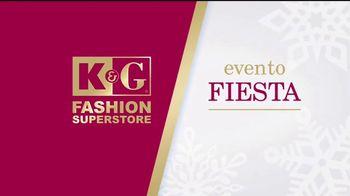 K&G Fashion Superstore Evento Fiesta TV Spot, 'Vestidos y trajes' [Spanish]